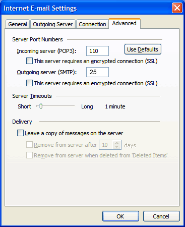 Outlook Express Tutorial 6